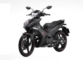 Yamaha Exciter 150 matte black