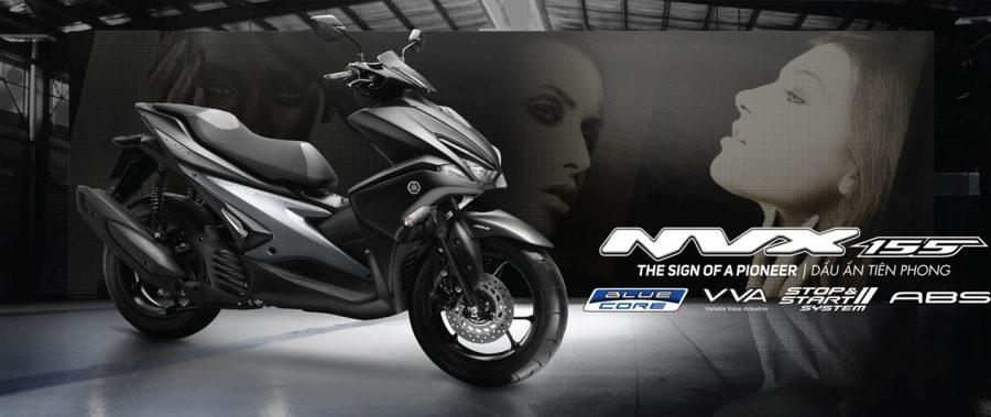 Yamaha Motor Việt Nam chính thức giới thiệu siêu xe ga thể thao hoàn toàn mới NVX 155 – Dấu ấn tiên phong