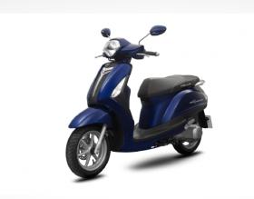 Yamaha Grande - phiên bản cao cấp - xanh đậm