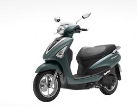Yamaha Acruzo -phiên bản tiêu chuẩn 2016 - xanh rêu