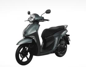 Yamaha Janus – phiên bản cao cấp – xanh