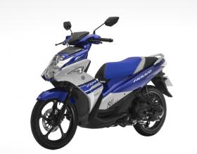 Yamaha Nouvo fi xanh gp