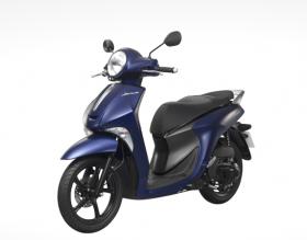 Yamaha Janus – phiên bản đặc biệt - xanh