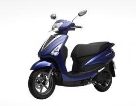 Yamaha Acruzo -phiên bản cao cấp 2016 – xanh đậm
